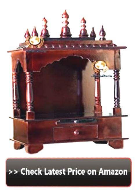 pooja mandir for home