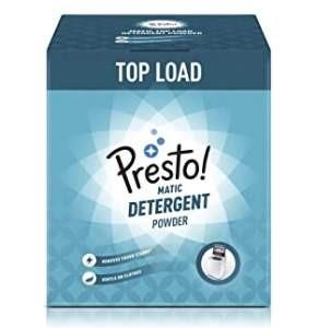 Presto! Matic Top Load Detergent Powder