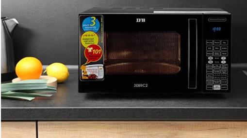 Microwave Oven vs OTG