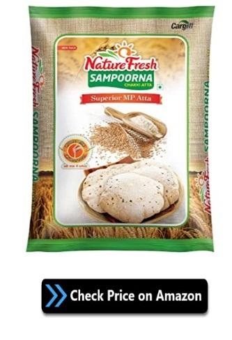 TOP 10 Best Wheat Flour (Atta) Brands in India