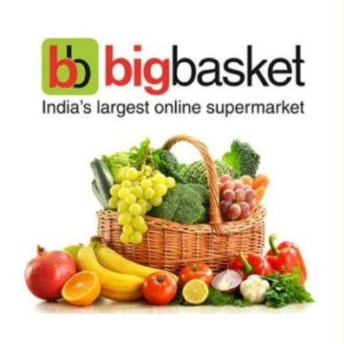 Online Grocery Shopping in India