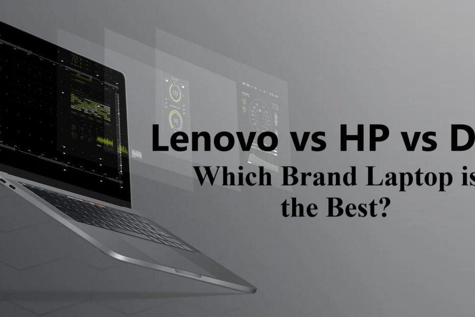 Lenovo vs HP vs Dell