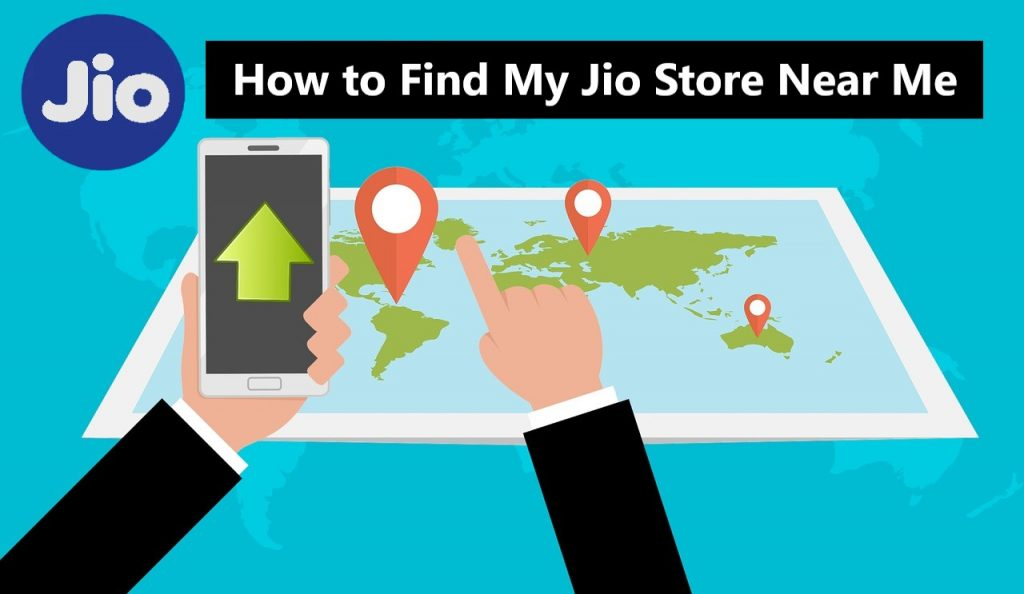 How to Find My Nearest Jio Store